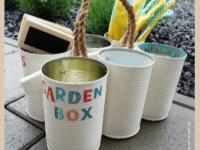 Készítsünk hordozható tárolót kertészeknek!